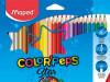 Bojice drvene Color Peps 24/1 Maped 57935