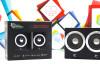 Zvučnici White Shark Rhythmus 2.0 Stereo