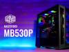 MB530p RTX 3070 TUF OC 8GB: Ryzen 5600X 12x3.7-4.6GHz