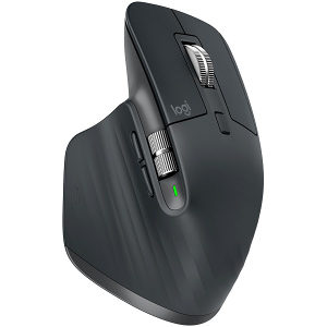 Logitech MX Master 3 Advanced Wireless Mouse - GRAPHIT