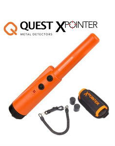Detektor metala Pinpointer Quest