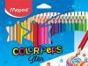 Bojice drvene Color Peps 48/1 Maped 832048