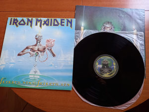 Iron Maiden Seventh Son Of A Seventh Son LP