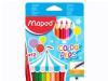 Bojice Color Peps JUMBO 12/1 Maped 834010