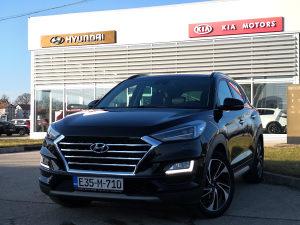 Hyundai Tucson Prestige plus 2.0 dizel 4x4 automatik