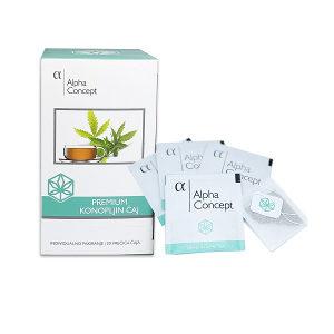 CBD Konopljin Čaj (3x20 vrećica)