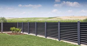 Aluminijske dvorisne i balkonske ograde
