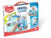 Travel board Piši briši crteži i igre Maped 969310