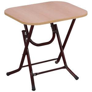 Sklopivi višenamjenski stol sklopljivi sto 60x40 cm