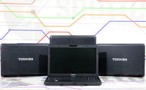 Toshiba Satellite Pro C660 - i5 520M 4GB RAM 120GB SSD