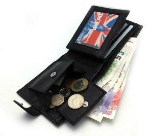 Novcanik muski RFID zastita poklon kutija
