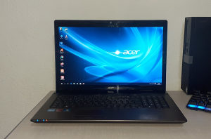 Laptop I5 2430M/RAM 8GB/HDD 750GB/ Ati 1GB