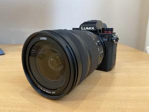Panasonic S5 sa objektivom 24-105 cijena 6,700KM