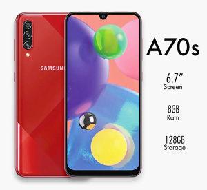 SAMSUNG GALAXY A70S 8/128GB Dual SIM
