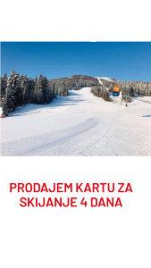 Ski karta