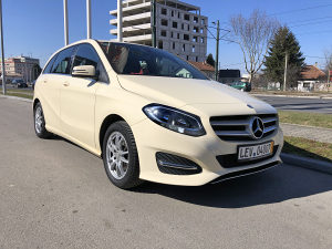 Mercedes B180 CDI 7G Tronic 2017GOD FACELIFT