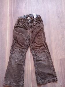 H&M samtane hlače