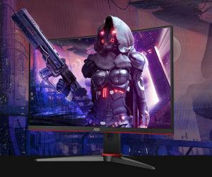 """AOC Gaming monitor C24G2E 24"""" 165Hz VA 1MS"""
