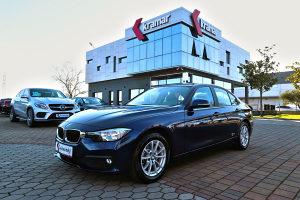 BMW 318 D F30 Tiptronik SPORT LINE -FACELIFT-