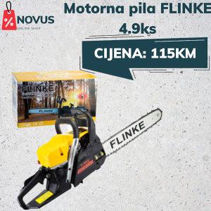 Motorna pila Flinke FK 9900 4,9ks