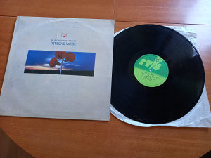 Depeche Mode Music for the masses lp