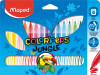 Flomaster Jungle 18/1 Maped 845421 BACK TO SCHOOL