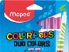 Flomaster duo obostrani 10/1 Maped 847010