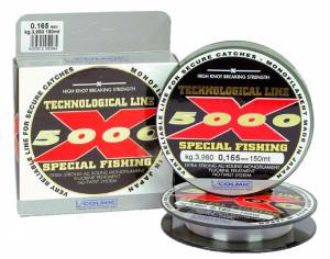 Colmic NYL X-5000 0.25mm 150m