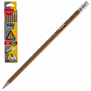 Olovka Grafitna sa gumicom H 1/1 Maped 851725