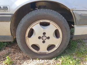"FELGE VW GTI FIRE AND ICE ESTORIL 4X100 15"""
