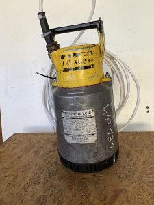 Pumpa za vodu Weda line