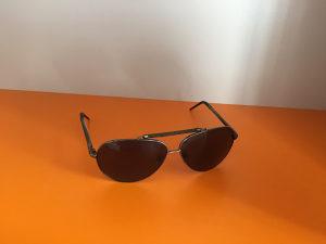 Naočale sunčane Frank Q, unisex, polovne ali očuvane