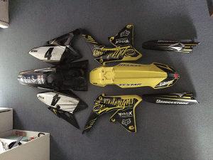 Suzuki RM RMZ plastike dijelovi