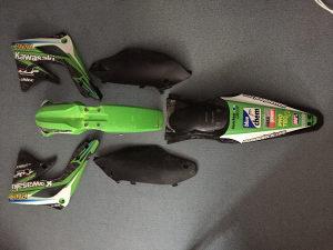 Kawasaki KXF dijelovi plastike
