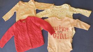 Odjeca za bebe vel. 62-68