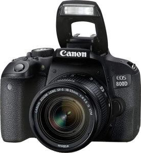 CANON DSLR fotoaparat 800D 1855IS 1895C002BA...