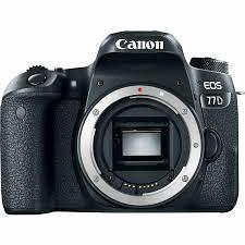 CANON DSLR fotoaparat 77D BODY...