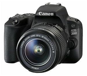 CANON DSLR fotoaparat 200D EFS18-55IS...