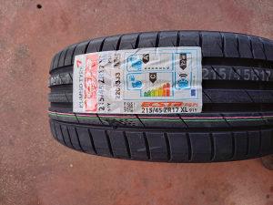 215 45 17 Kumho PS71 ljetne gume r17 novo