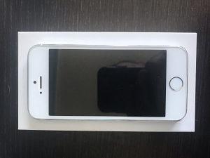 Apple iPhone 5S (kutija, nova baterija, iCloud free)