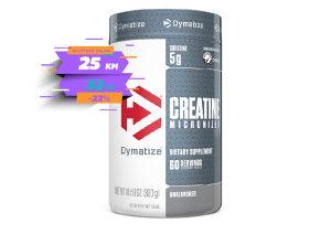 DYMATIZE Creatine Micronized 300g. Kreatin