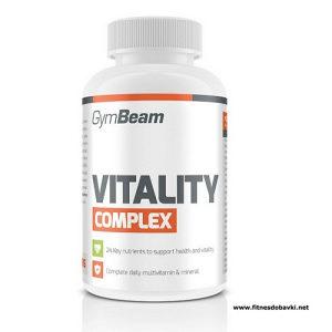 MULTIVITAMIN VITALITY COMPLEX GYMBEAM 120tab ili 60tab