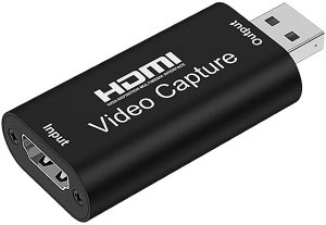 Keyohome Hdmi Video Capture Card USB 2.0 1080P