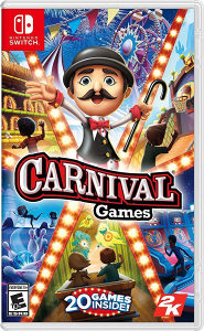 Carnival Games /Switch...
