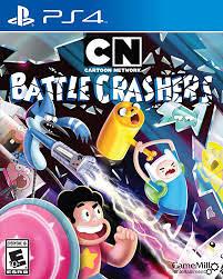 Cartoon Network: Battle Crashers /PS4...