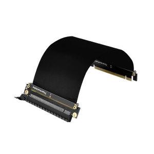 CAS DOD TT Gaming PCI-E 3.0 X16 Riser Cable (EMI s...
