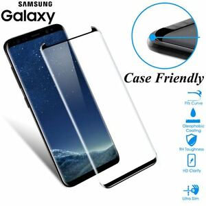 Case Friendly Display Protection Glass for Samsung...