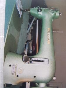 Mašina za šivanje. Durkopp.