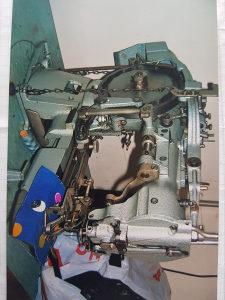 Mašina za šivanje dugmadi Durkopp