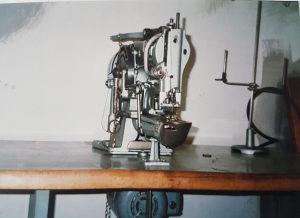 Mašina za pravljenje ringlica na sakoima